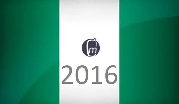 Nigerian mobile market in 2016