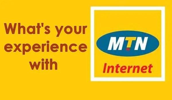 MTN-internet