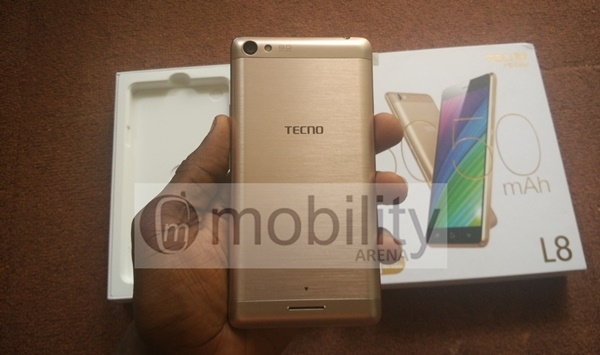 Unboxing, Hands on, and First Impressions with the TECNO L8