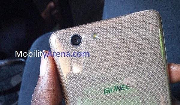 Gionee S Plus photos - camera