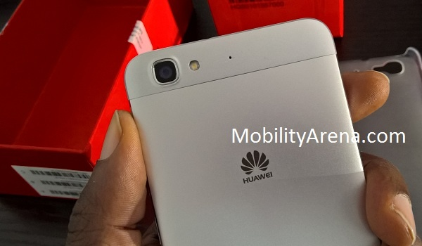 Huawei GR3 review - camera