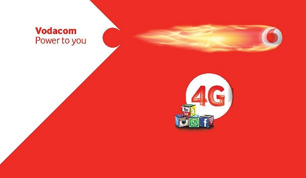 Vodacom Tanzania 4G