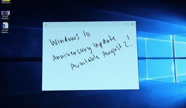 Windows-Anniversary