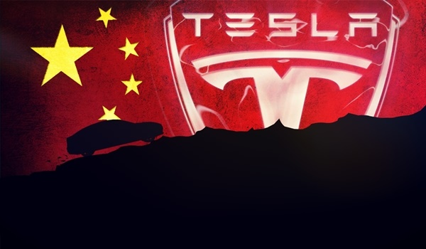 Tesla motors china