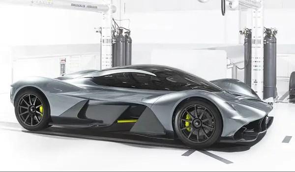 Aston Martin AM-RB 001 side 2