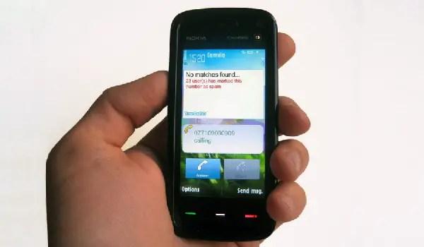 Truecaller for Symbian
