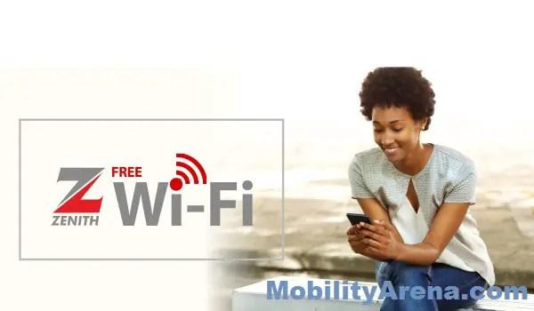 Zenith free Wifi