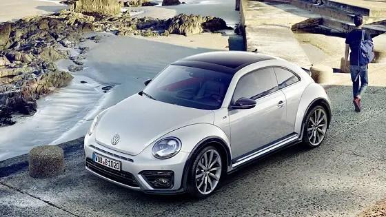 2017 volkswagen beetle top