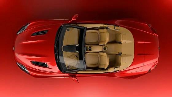 Aston MArtin - Vanquish Zagato Volante top