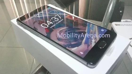 beautiful OnePlus 3 angle