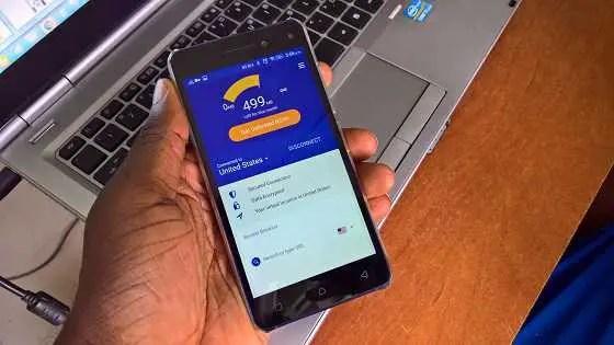 Rocket VPN for Android