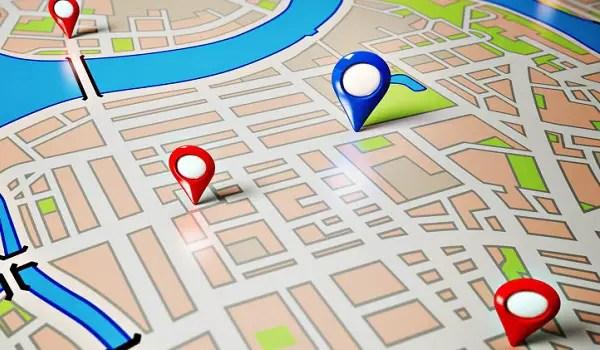 uber maps