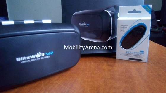 BlitzWolf BW VR2 mobile virtual reality glasses
