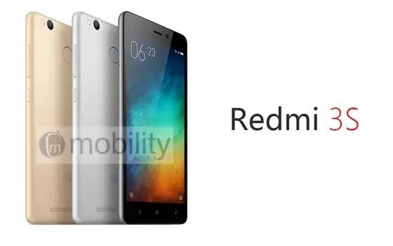 Xiaomi Redmi 3S/3S Prime