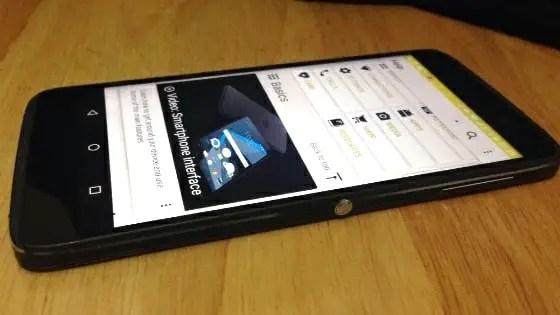BlackBerry DTEK50 review full