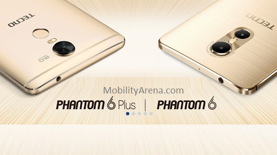 TECNO Phantom 6 Plus impressive