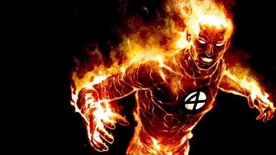 Human torch hottest smartphones