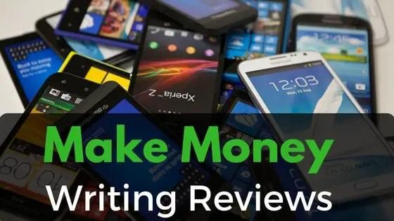 Make Money Writing Reviews