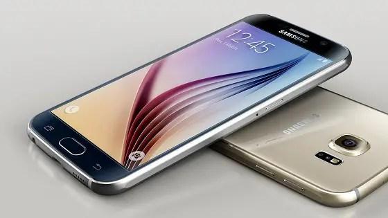 Samsung Galaxy S6 ignites