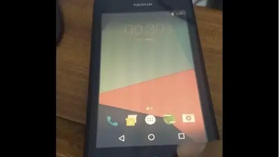 lumia 520 running android 7 nougat