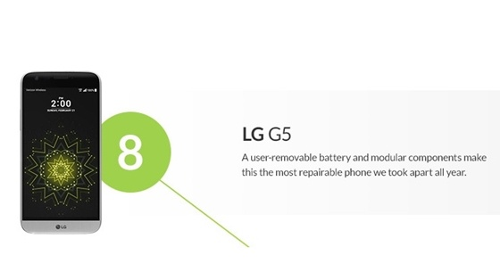 The LG G5