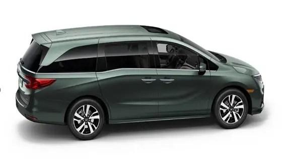 2018 Honda Odyssey 5