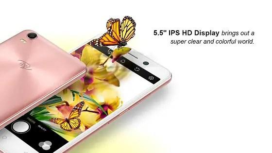 S31 - HD display