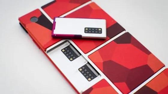 modular smartphones