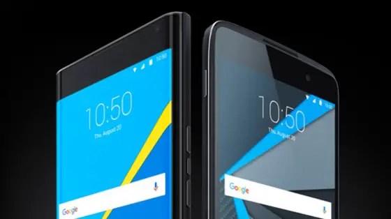 BlackBerry-branded phones