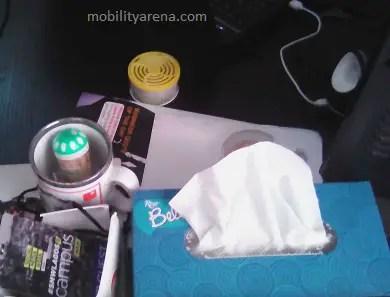 Innjoo X3 review main camera indoor