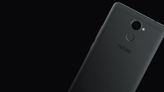TECNO L9 Plus rear fingerprint scanner camera