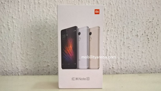 Xiaomi Redmi Note 4 hands-on & first impressions 1