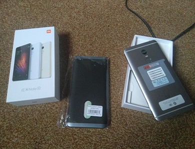 Xiaomi Redmi Note 4 for sale