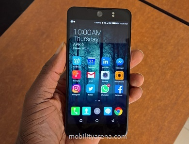TECNO Camon CX Benchmark Tests
