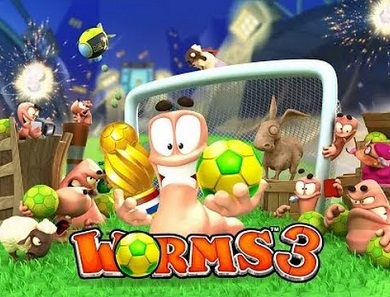 worms mobile gaming