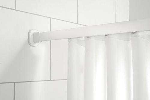 Shower Curtains And Rails Premium Quality Heavy Duty