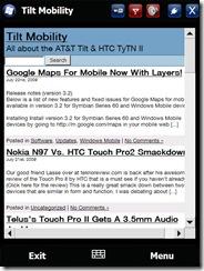 Tilt Mobility