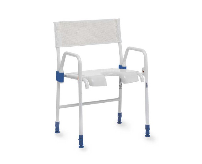invacare shower chair cover hire stockton on tees aquatec galaxy mobility for you seats chairs stools