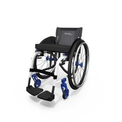 Wheelchair Lights Outdoor Portable Chairs Ultra Light Manual Mobility For You
