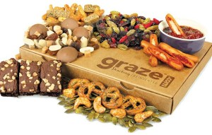 Graze Snacks, The Answer To Healthy Snacking!