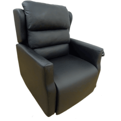 Recliner Chair Hire Stack Chairs Cheap Riser And High Seat Bariatric