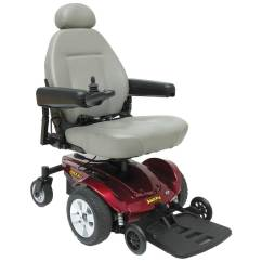Jazzy Power Chair Used Wooden Church Pride Select Powerchair Electric Wheelchair For Hire