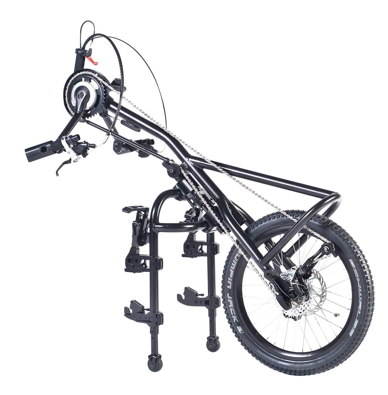 Sunrise Attitude Wheelchair Handbike for hire or sale