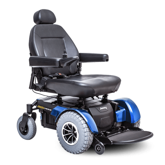 Heavy Duty Power Wheelchairs