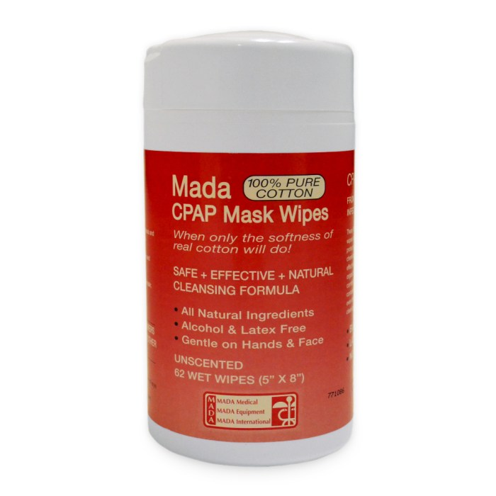 CPAP Disinfectants
