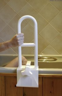 Bath Tub Grab Bar | Mobility Pitstop