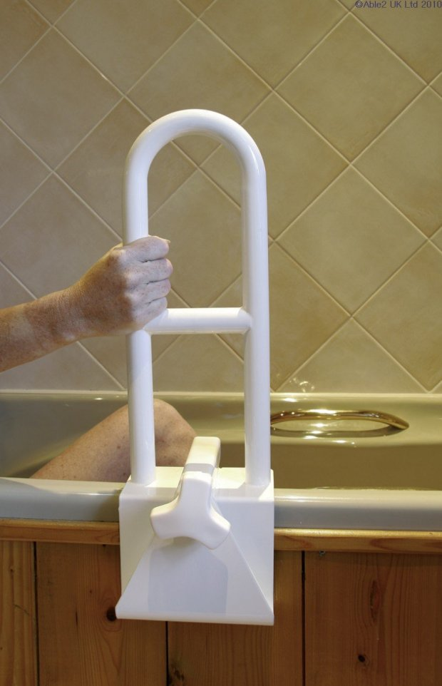 Bath Tub Grab Bars - Home Design Ideas