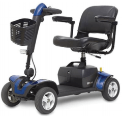 Pride Go-Go Scooters