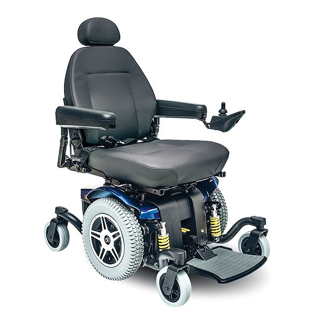 Jazzy 614 HD Power Wheelchair for Sale  Lowest Prices Tax