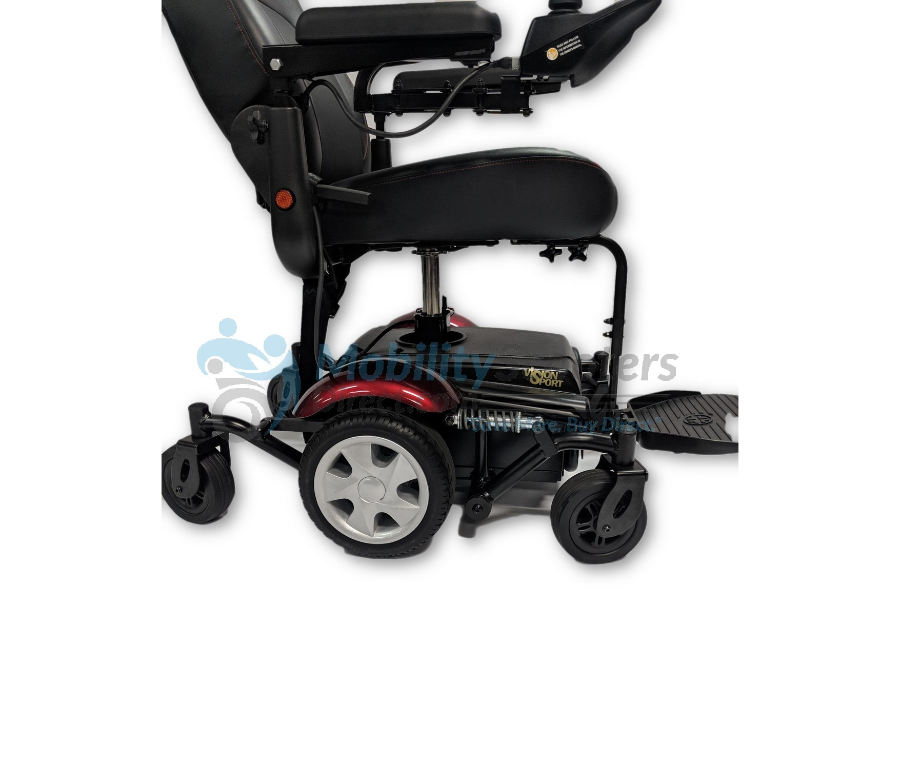 merits power chair cheap beach p326d wheelchair with elevated seat lowest